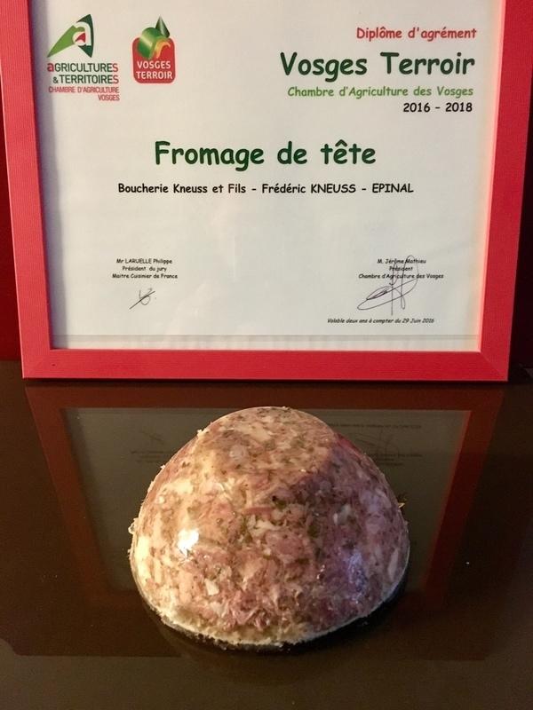 Fromage de tête (gros)